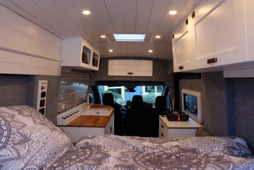 Wohnmobil mieten in Bad Boll von privat | Ford BlueStar