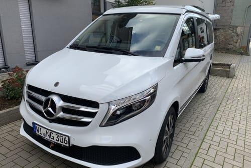 Wohnmobil mieten in Wiesbaden von privat | Mercedes Benz WINGMOBIL