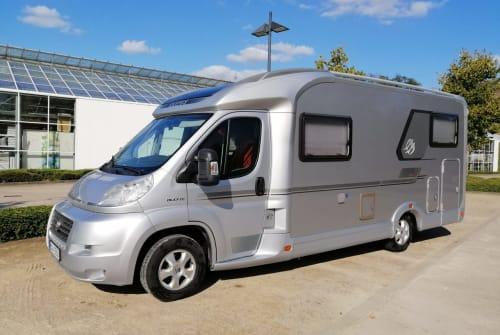 Wohnmobil mieten in Hagen von privat | Knaus Merlin