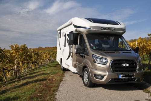 Wohnmobil mieten in Pleidelsheim von privat | Chausson Erwins WoMo