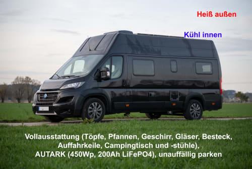 Wohnmobil mieten in Olching von privat | Knaus Tatschi631