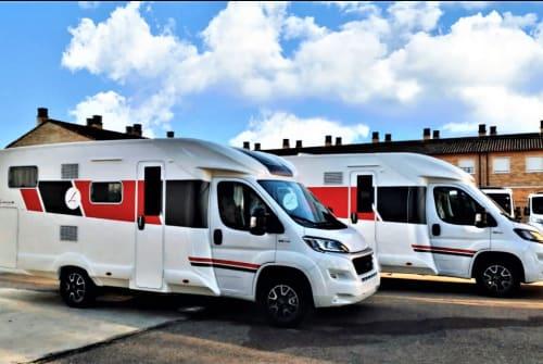 Wohnmobil mieten in Ettaler Forst von privat | La Marca 69 La Marca 69