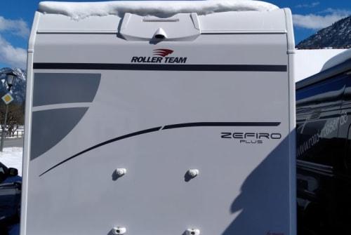 Wohnmobil mieten in Ettaler Forst von privat | Roller Team RT Zefiro 287RT