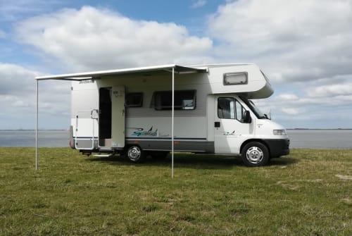 Wohnmobil mieten in Hoek von privat   Fiat Dethleffs 6880