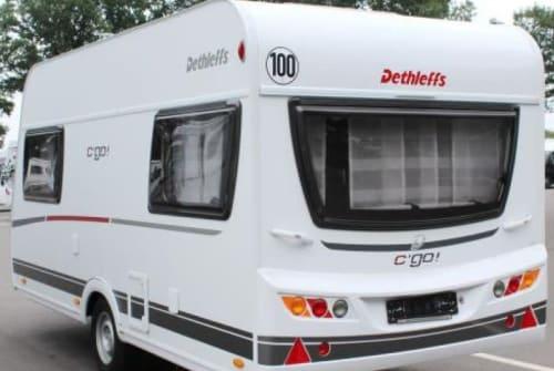 Wohnmobil mieten in Heddesheim von privat | Dethleffs Kuschel Go