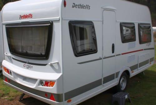 Wohnmobil mieten in Heddesheim von privat   Dethleffs Light Go
