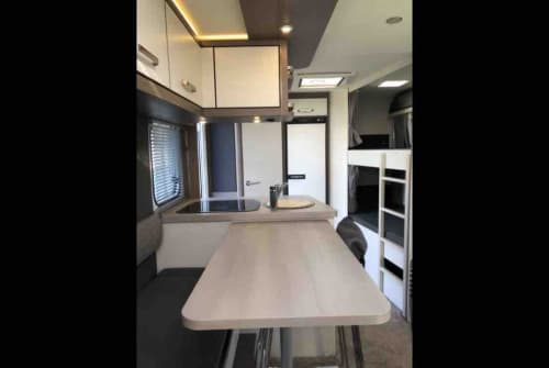 Wohnmobil mieten in Overath von privat | Knaus Cozy Camper
