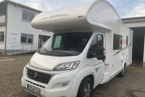 Wohnmobil mieten in Buxtehude von privat | Fiat  Khawaja