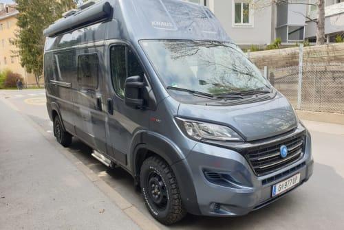 Wohnmobil mieten in Graz von privat | Knaus Robinson