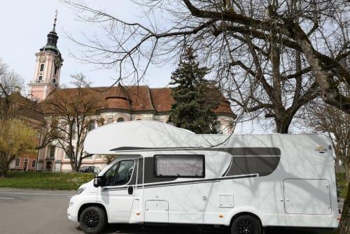 Wohnmobil mieten in Kaiserslautern von privat | Carado Charlie