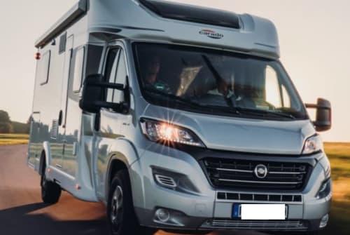 Wohnmobil mieten in Neumarkt in der Oberpfalz von privat | Carado Cleverplus