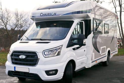 Wohnmobil mieten in Cadolzburg von privat   Chausson FoMo- Maximus
