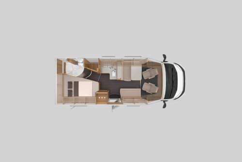 Wohnmobil mieten in Dielheim von privat | Knaus Knaus Sky TI