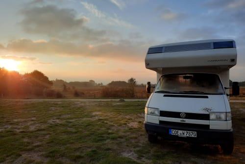 Wohnmobil mieten in Kiel von privat | VW Snoopy