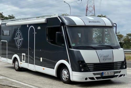 Wohnmobil mieten in Wassenberg von privat | Dethleffs Strötti