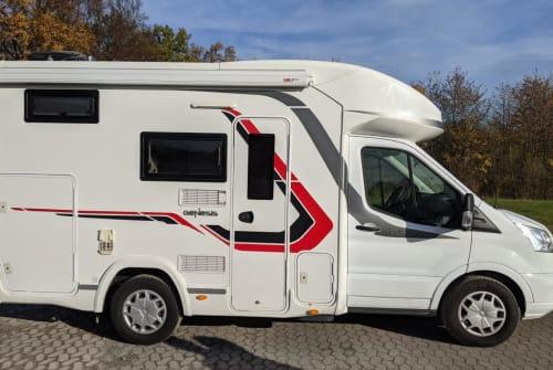Wohnmobil mieten in Bad Salzuflen von privat | Ford  Challenger