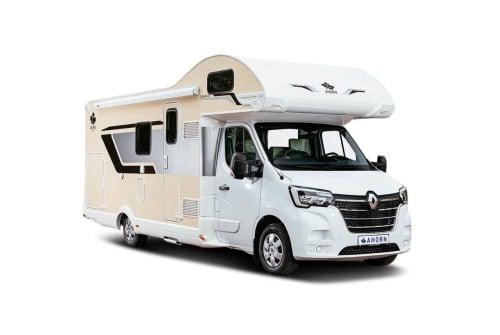 Wohnmobil mieten in Apolda von privat   Renault Scotti