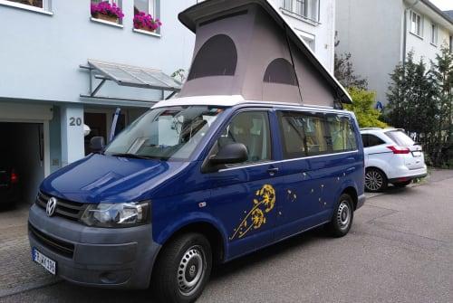 Wohnmobil mieten in Freiburg im Breisgau von privat | VW Flipper