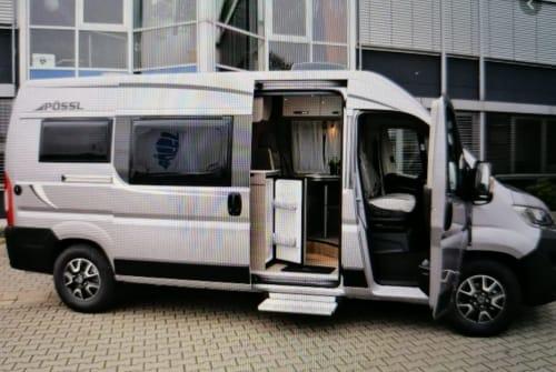 Wohnmobil mieten in Bad Reichenhall von privat | Pössl Grey
