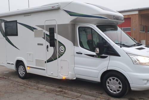 Wohnmobil mieten in Metten von privat   Chausson Paola´s-Camper