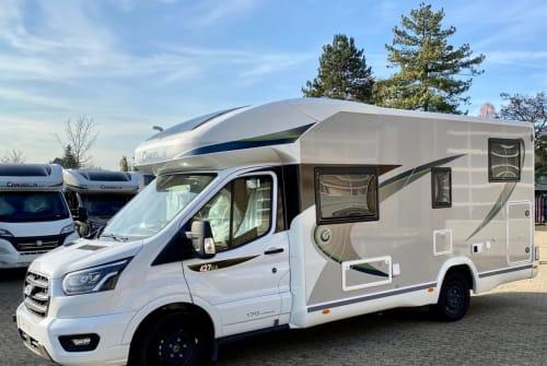 Wohnmobil mieten in Grevenbroich von privat   Chausson MaxiToni 01