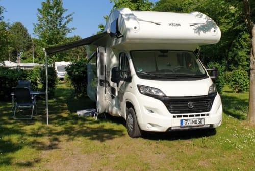 Wohnmobil mieten in Grevenbroich von privat   Fiat Familienmobil