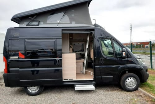 Wohnmobil mieten in Heppenheim von privat | Bürstner Campeo