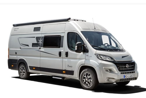 Wohnmobil mieten in Arnhem von privat | Fiat Carado Neue Luxusmobil