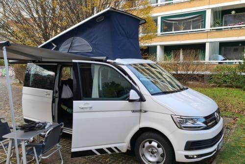 Wohnmobil mieten in Berlin von privat | volkswagen ChristiansBulli