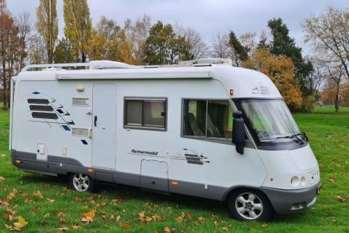 Wohnmobil mieten in Sint Hubert von privat | Fiat Ducato Luxe Hymer