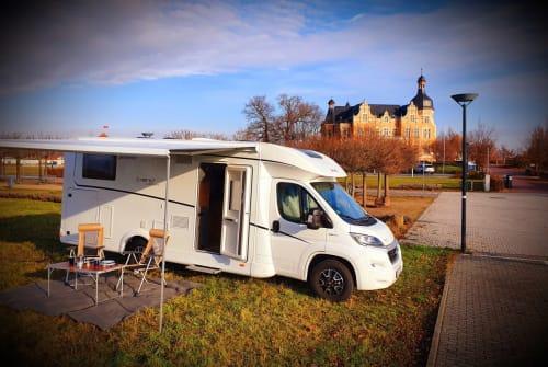 Wohnmobil mieten in Südliches Anhalt von privat | Dethleffs Tobi