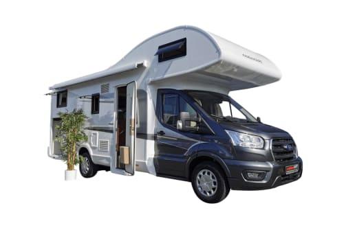 Wohnmobil mieten in Niederwiesa von privat | NOBEL ART Ford Transit A7000 NB 10