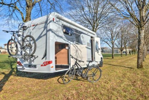 Wohnmobil mieten in Neubiberg von privat | Carado Alice