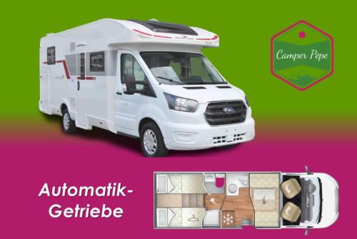 Wohnmobil mieten in Wendeburg von privat   Roller Team PEPE 4