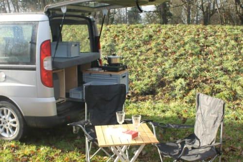 Wohnmobil mieten in Karlsruhe von privat | Fiat Francesco