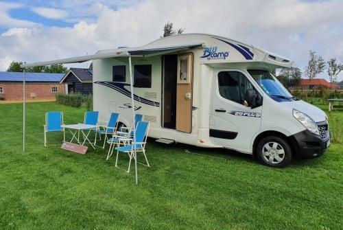 Wohnmobil mieten in Tilburg von privat | renault rimor 3rimor Bluecamp