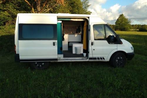 Wohnmobil mieten in Nürnberg von privat | Ford Bobbi