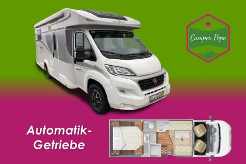Wohnmobil mieten in Wendeburg von privat   Roller Team PEPE 2