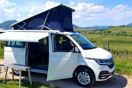 Wohnmobil mieten in Landau in der Pfalz von privat   VW Bob (the Bully)