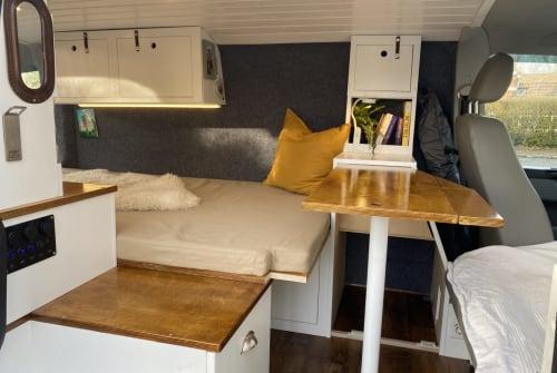 Wohnmobil mieten in Wedel von privat | VW Gianelli