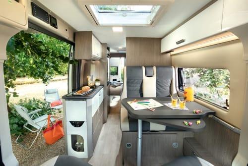 Wohnmobil mieten in Mönchengladbach von privat   Chausson Bo - für alle!