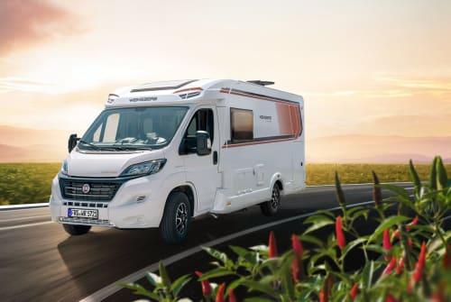 Wohnmobil mieten in Eschwege von privat | Weinsberg Cara Compact Spencer