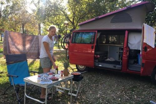Wohnmobil mieten in Großhansdorf von privat | VW T4 Smirre