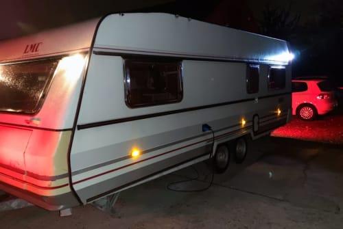 Wohnmobil mieten in Wegberg von privat | LMC LMC-Camper