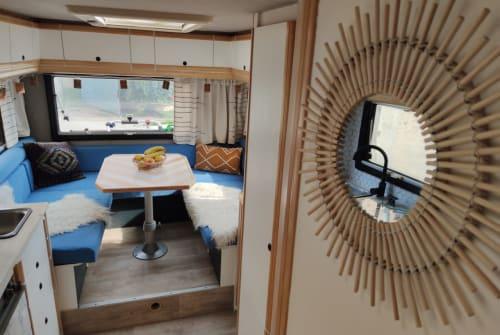 Wohnmobil mieten in Petersberg von privat | VW LT Friedel