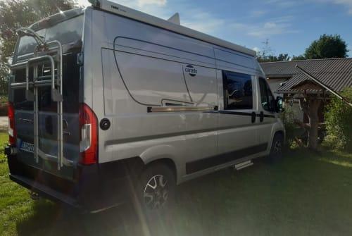 Wohnmobil mieten in Börm von privat   Carado Hein's Carado