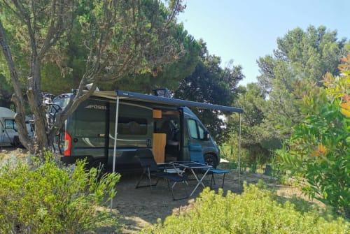 Wohnmobil mieten in Landsberg am Lech von privat | Pössl Summit 600