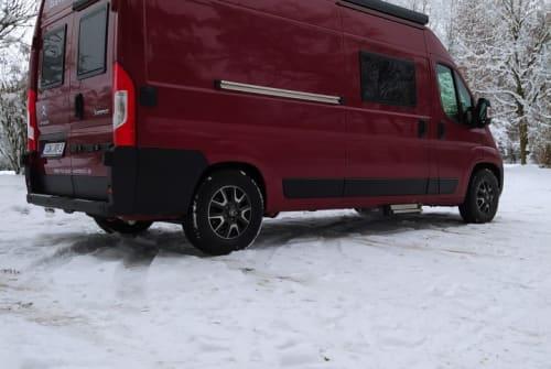 Wohnmobil mieten in Neustadt an der Orla von privat   Clever RP Family