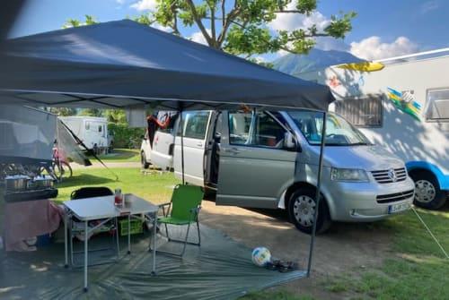 Wohnmobil mieten in Lörrach von privat   VW T5 Sisu