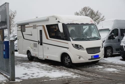 Wohnmobil mieten in Bobingen von privat | Eura Mobil WOMO 2